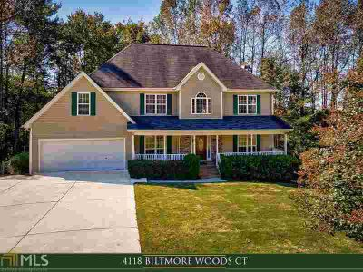 4118 Biltmore Woods Ct Buford, Traditional Four BR 3.5