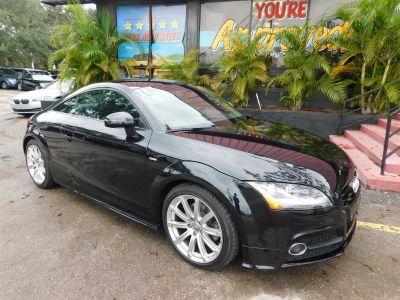 2014 Audi TT 2.0T quattro Premium Plus (Black)