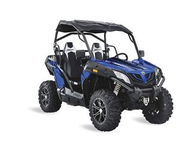 2018 CFMOTO ZForce 800 Trail Sport-Utility Utility Vehicles Allen, TX