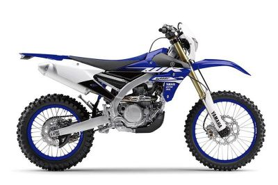 2018 Yamaha WR450F Competition/Off Road Motorcycles Lowell, NC
