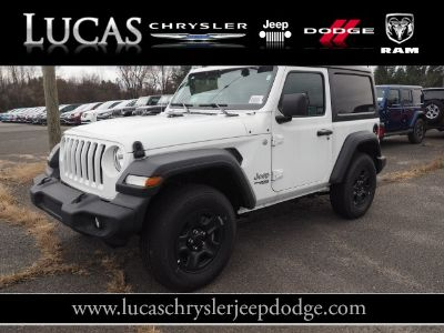 2018 Jeep Wrangler (Bright White Clearcoat)