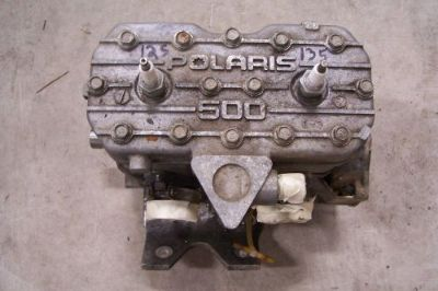 Buy POLARIS SNOWMOBILE 1998 INDY 500 SHORT BLOCK ENGINE 3085396 motorcycle in Kaukauna, Wisconsin, United States, for US $600.00