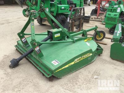 John Deere MX5 Brush Cutter