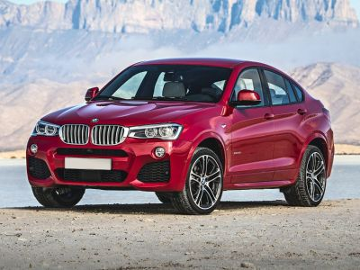 2016 BMW X4 xDrive35i (White)