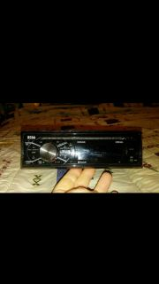 Boss car cd player and radio
