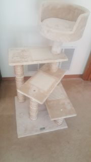 New - never used cat tree