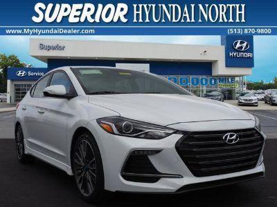 2018 Hyundai Elantra Sport (Ceramic White)