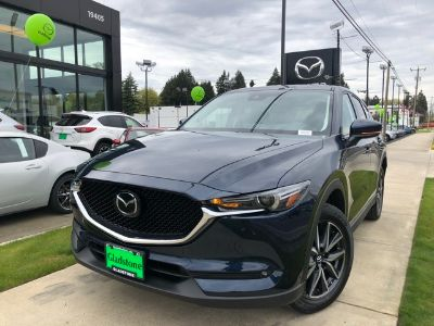 2018 Mazda CX-5 Grand Touring (Eternal Blue)