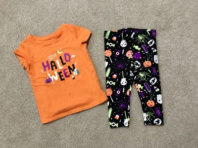 EUC Halloween outfit (size 12 months)