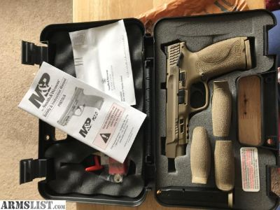 For Sale: S&W M&P9 M2.0