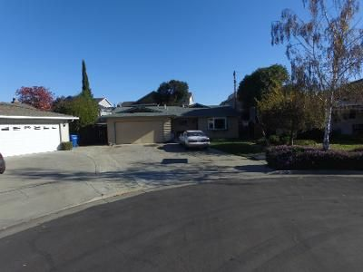 4 Bed 2 Bath Preforeclosure Property in Campbell, CA 95008 - Springfield Dr
