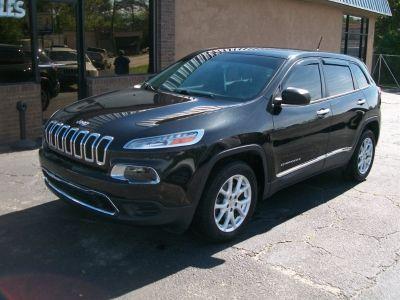 2016 Jeep Cherokee Sport (Black)