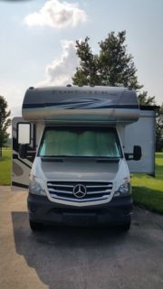 2016 Forest River Forester MBS 2401WBS