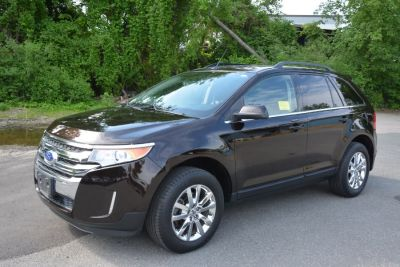 2013 Ford Edge Limited (Ruby Red Metallic)