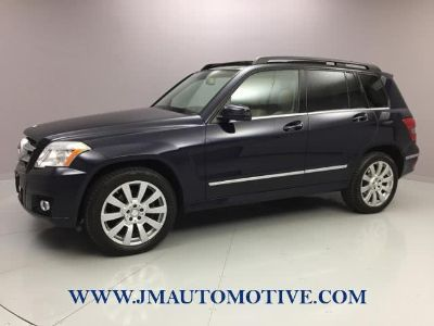 2011 Mercedes-Benz GLK-Class GLK350 4MATIC (Capri Blue Metallic)