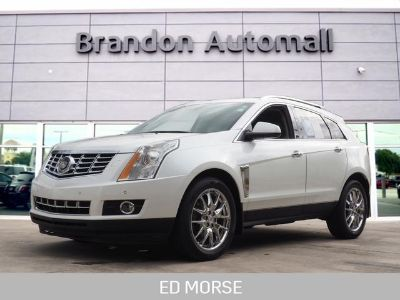 2014 Cadillac SRX Luxury Collection (Platinum Ice Tricoat)