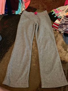 Children s place M 7/8 grey fleece pants - ppu (near old chemstrand & 29) or PU @ the Marcus Pointe Thrift Store (on W st)