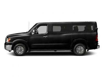 2018 Nissan NV Passenger 3500 HD S (Super Black)