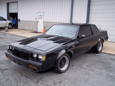 Clean 1986 Buick Grand National