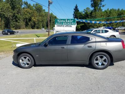 2010 Dodge Charger 3.5L (Grey)