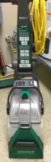 Bissell Commercial Big Green BG10 deep Cleaning 2 motor extractor machine