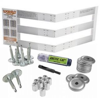 """Find Arctic Cat Woody's 1.325"""" Signature Series Track Stud Kit - 90 Pack - 6639-858 motorcycle in Sauk Centre, Minnesota, United States, for US $235.99"""