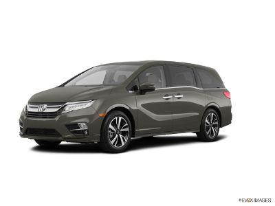 2019 Honda Odyssey 5D 3.5 V6 ELITE 10SP (Pacific Pewter Metallic)