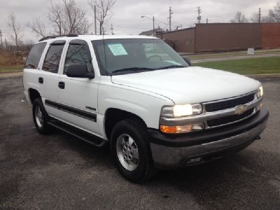 2001 Chevrolet Tahoe 4x4-Rides and Drives Great-No Rust Here