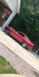 2006 mustang gt 8.50 chassis
