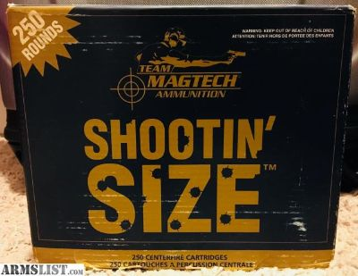 For Sale: Magtech .45 ACP FMJ