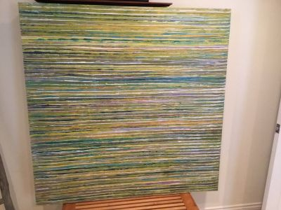 Greensicles Art canvas