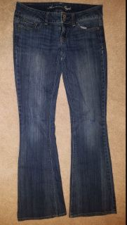 American Eagle flare jeans size 4