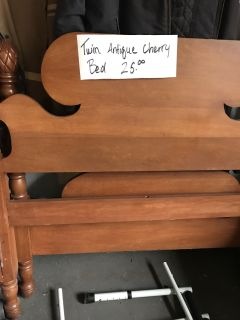 Twin bed for sale
