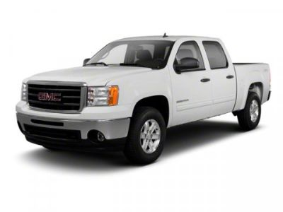 2012 GMC Sierra 1500 SLE (Summit White)