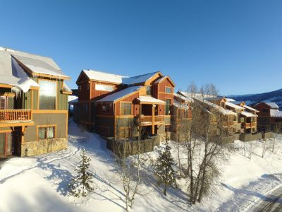 4BR/4.5BA Rocky Mountain Vacation Rental in Silverthorne, Colorado