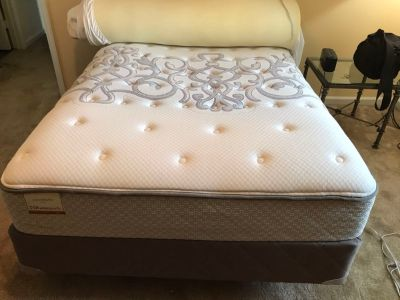 Free sealy posturepedic mattress