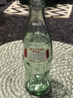 Elvis Coke Bottle