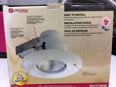 Recessed Light (new-never used)