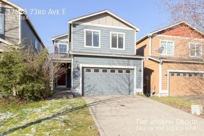 Spacious 3bd home with attached garage