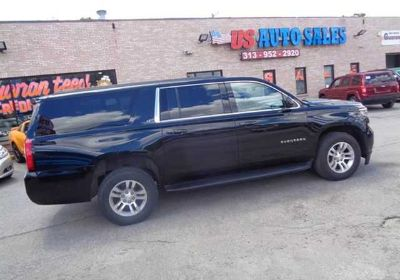 Used 2017 Chevrolet Suburban for sale
