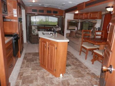 COUGAR HIGH COUNTRY TRAVEL TRAILER