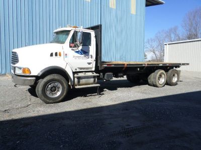 Live Unreserved Equipment Auction