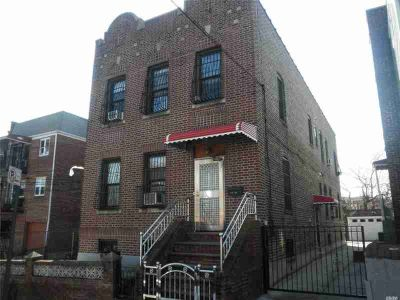 74-34 43 Ave Elmhurst Six BR, Rare Find R5 Zoning Unique All