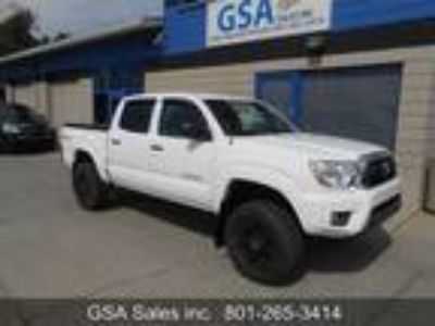 Used 2013 TOYOTA TACOMA DOUBLE CAB TRD For Sale