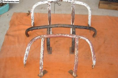Front Bumper Cage