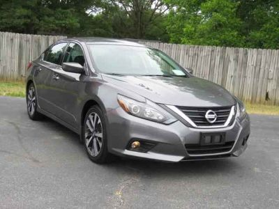 Used 2016 Nissan Altima 4dr Sdn I4