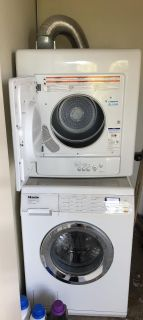 Electric dryer - suitable for apartments