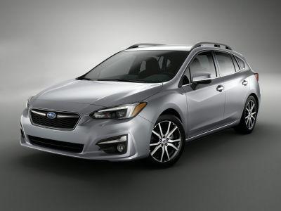 2018 Subaru Impreza 2.0i Sport (Magnetite Gray Metallic)