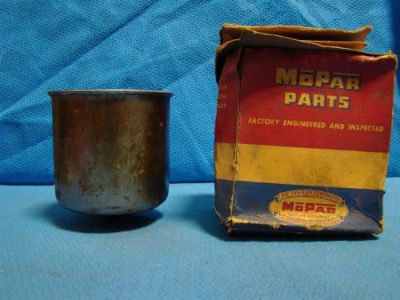 Buy 1935-1940 Dodge D11 DeLuxe Mopar Imperial Saratoga Oil Strainer Filter NOS motorcycle in Vinton, Virginia, United States, for US $71.00