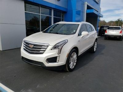 2017 Cadillac XT5 Premium Luxury AWD (Crystal White)